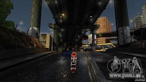 Skateboard # 3 pour GTA 4