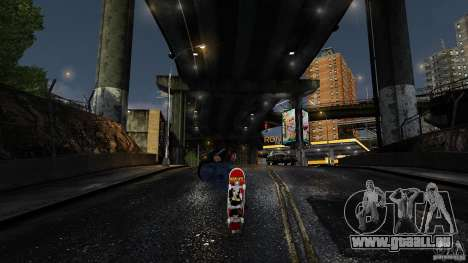 Skateboard # 3 für GTA 4