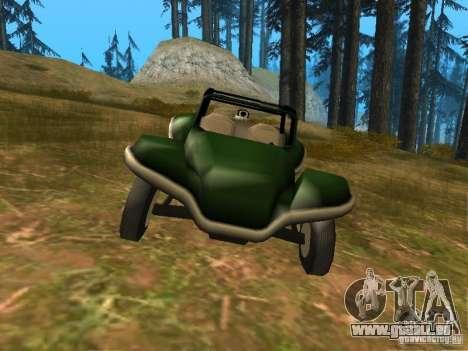 Nouveau BF Injection pour GTA San Andreas vue de droite