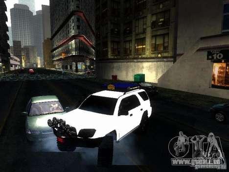 Toyota 4Runner 4X4 pour GTA San Andreas
