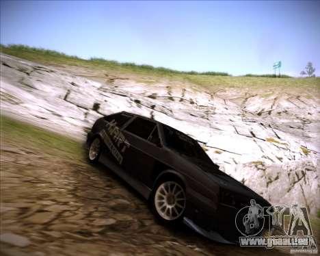 VAZ 2108 K-Art für GTA San Andreas Seitenansicht