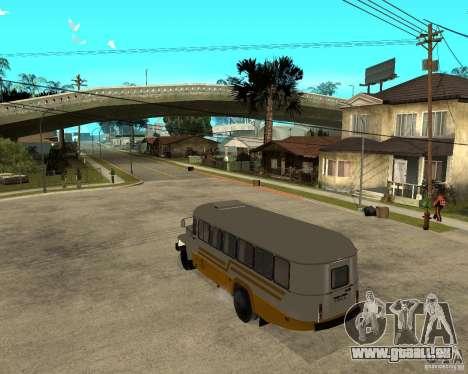 KAVZ-39765 klein für GTA San Andreas zurück linke Ansicht