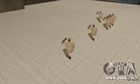 Eine Menge von CJ für GTA San Andreas dritten Screenshot