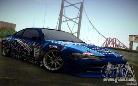 Nissa Silvia S15 Toyo für GTA San Andreas