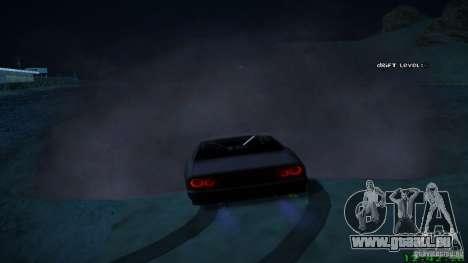 Nouveaux effets 1.0 pour GTA San Andreas troisième écran