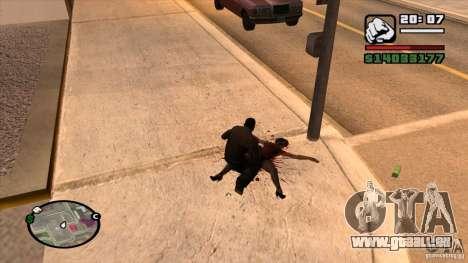 CJ Medic pour GTA San Andreas