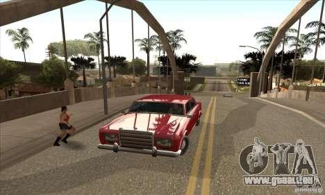 Enb Series HD v2 pour GTA San Andreas quatrième écran
