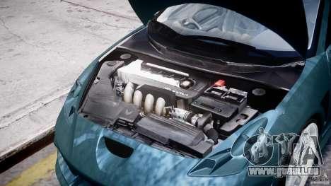 Toyota Celica Tuned 2001 v1.0 für GTA 4 Seitenansicht