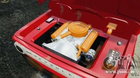 Chevrolet C20 Towtruck 1966 für GTA 4 Seitenansicht
