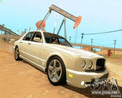 Bentley Arnage für GTA San Andreas