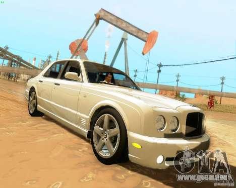 Bentley Arnage pour GTA San Andreas