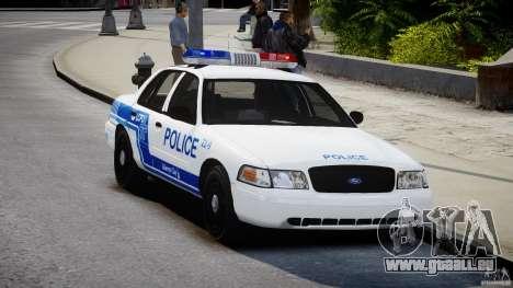 Ford Crown Victoria CVPI-V4.4M [ELS] für GTA 4 rechte Ansicht