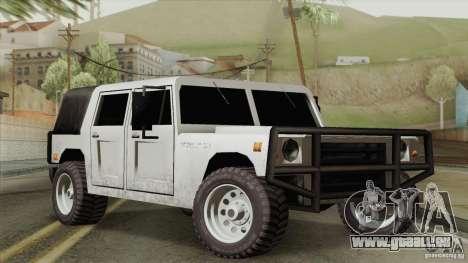 New Patriot HQ für GTA San Andreas