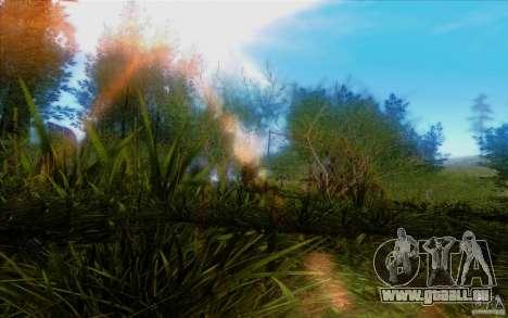 Behind Space Of Realities 2013 pour GTA San Andreas quatrième écran