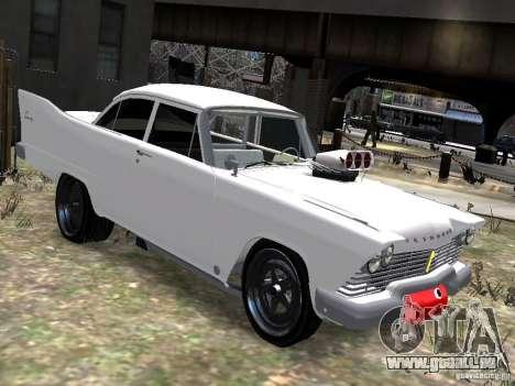 Plymouth Savoy 57 pour GTA 4 est un droit