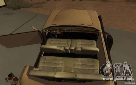 New Feltzer für GTA San Andreas rechten Ansicht