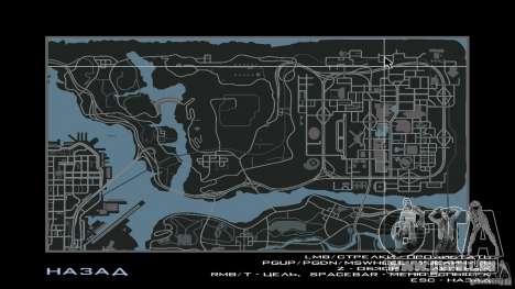 HUD by Neo40131 pour GTA San Andreas cinquième écran
