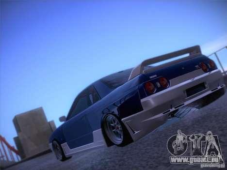 Nissan Skyline R32 Drift Tuning für GTA San Andreas linke Ansicht