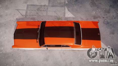 Pontiac GTO 1965 v3.0 pour GTA 4 est un droit