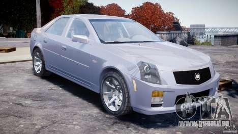 Cadillac CTS für GTA 4