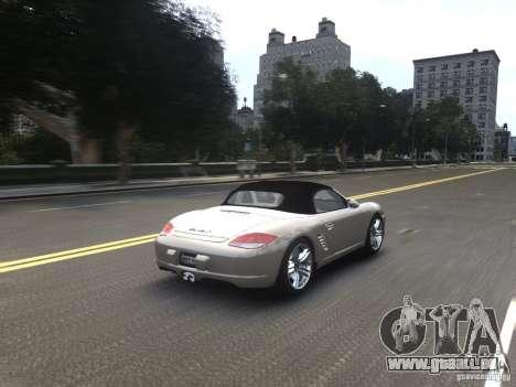 Porsche Boxster S 2010 EPM pour GTA 4 est un côté