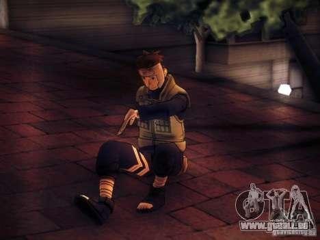 New ENBSeries pour GTA San Andreas septième écran