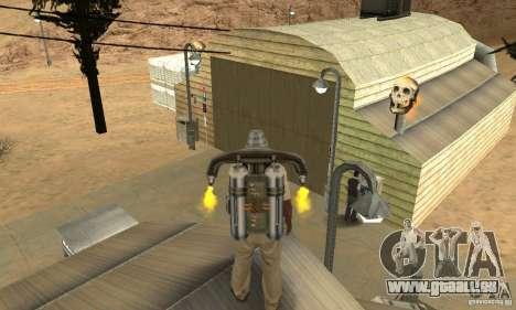 New CJs Airport für GTA San Andreas zehnten Screenshot
