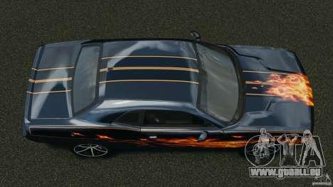 Dodge Challenger SRT8 392 2012 für GTA 4 rechte Ansicht