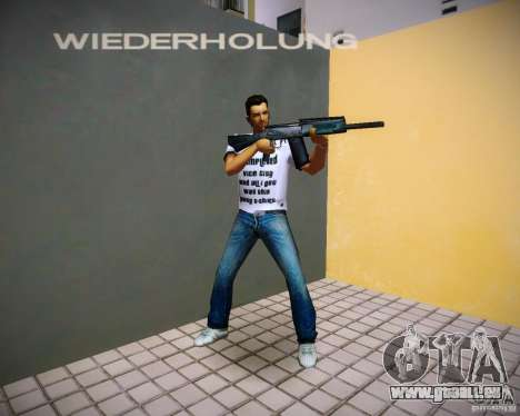 Saiga 12 k für GTA Vice City dritte Screenshot