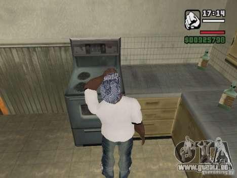 La possibilité réaliste de pour GTA San Andreas cinquième écran