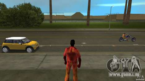 Cool Man GTA Vice City pour la deuxième capture d'écran