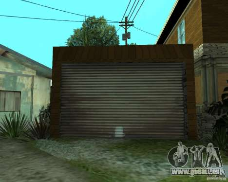 Neue Startseite CJâ für GTA San Andreas sechsten Screenshot