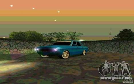 GAZ 24 v 1.0 pour GTA San Andreas