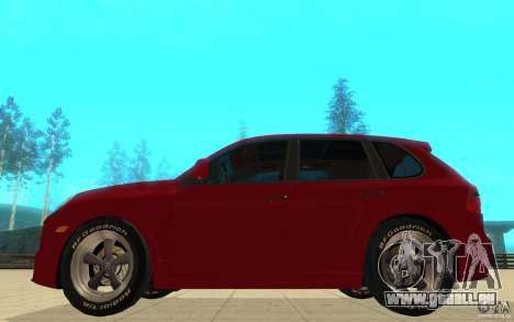Wheel Mod Paket pour GTA San Andreas cinquième écran