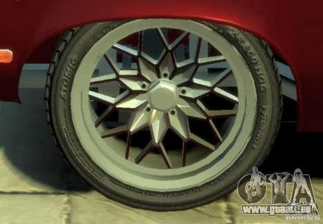 AMC Matador für GTA 4 Seitenansicht