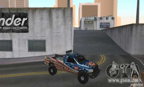 Dodge Power Wagon Paintjobs Pack 2 für GTA San Andreas rechten Ansicht