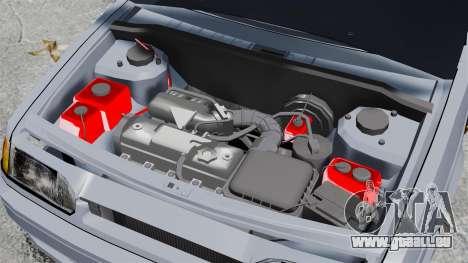 Vaz-2114 v1.1 pour GTA 4 Vue arrière