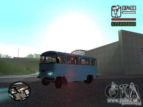 SYD-03 Chernigov pour GTA San Andreas laissé vue