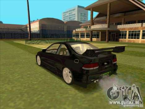 Honda Civic Coupe 1995 from FnF 1 für GTA San Andreas linke Ansicht