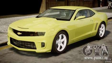 Chevrolet Camaro SS 2009 v2.0 pour GTA 4 est une gauche