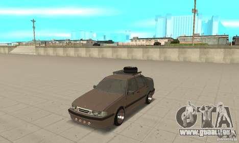 Saab 9000 GT Drifting 1998 für GTA San Andreas