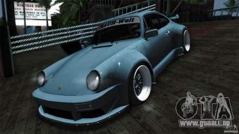 Porsche 911 Turbo RWB DS pour GTA San Andreas