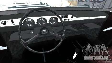 Peykan 1348 1970 pour GTA 4 Vue arrière