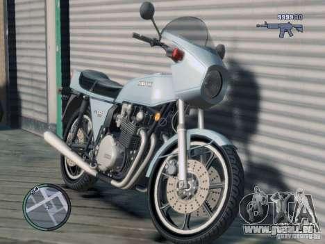 Kawasaki Z1-R für GTA 4