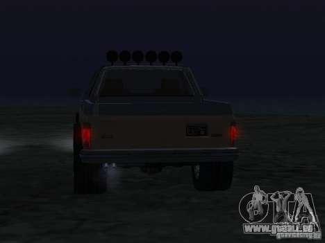 Éleveur de GTA 4 pour GTA San Andreas vue de droite