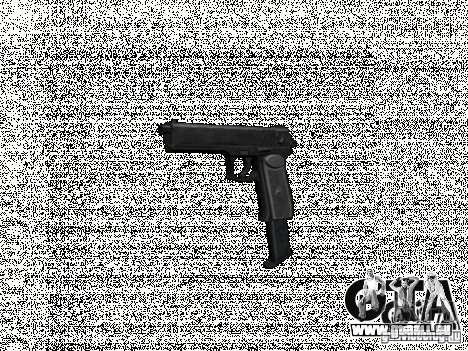 New Weapons Pack pour GTA San Andreas deuxième écran