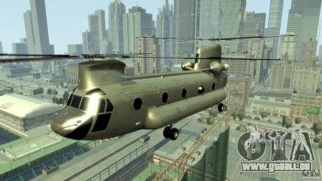 CH-47 für GTA 4