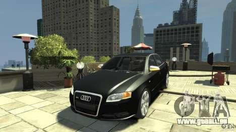 Audi S4 Quattro pour GTA 4