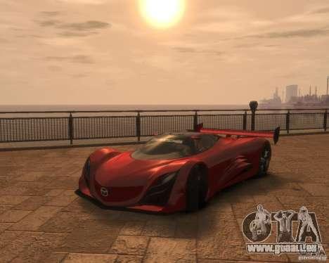 Mazda Furai für GTA 4