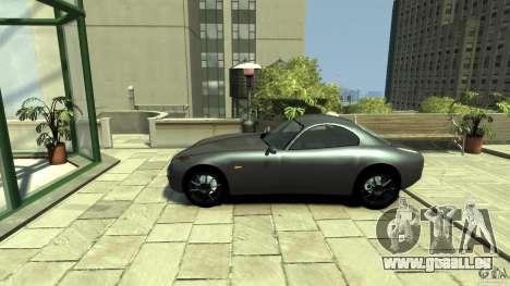 Alfa Romeo Nuvola pour GTA 4 est une gauche